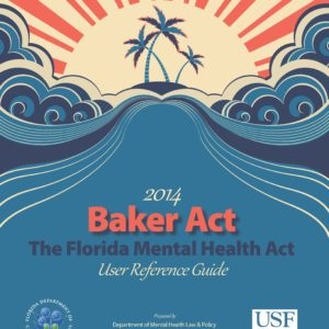 2014 Baker Act Manual cover